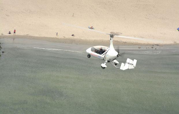 tragschrauber-rundflug-vettweis-landung