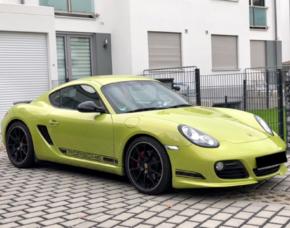 Porsche selber fahren Deggendorf