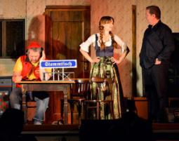 Krimi & Dinner Theater-Platz Wirtshaus am Hart - 4-Gänge-Menü