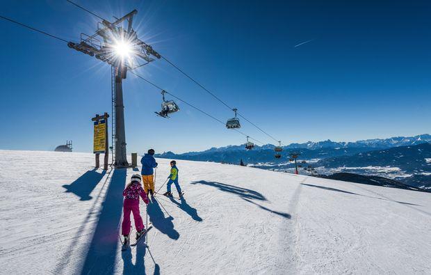 Skiurlaub Treffen