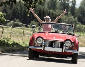 Oldtimer Rallye in Neukirchen b. hl. Blut für 2 (3 Tage) Oldtimer Rally - 3 Tage