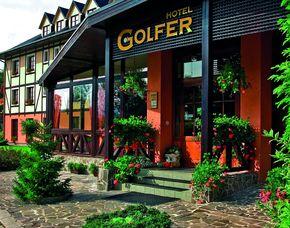 2x2 Übernachtungen - Hotel Golfer - Kremnitz Hotel Golfer
