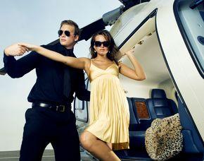 Romantik-Hubschrauber-Rundflug - 30 Minuten 30 Minuten