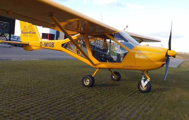 flugzeug-selber-fliegen-straubing-schnupperflug