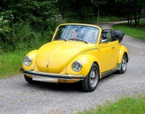 Oldtimer fahren - VW Käfer Mo-Do VW Käfer 1303 Cabrio (Bj. 1974) - 1 Tag (Mo-Do)