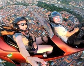 Tragschrauber selber fliegen Bruck in der Oberpfalz
