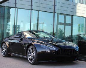 Aston Martin Vantage S Tagesmiete - Pfungstadt Aston Martin Vantage S – 1 Tag