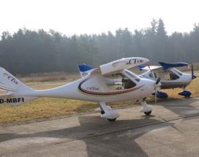 Flugzeug-Rundflug - Ultraleichtflugzeug - 90 Minuten - Schwandorf Ultraleichtflugzeug - 90 Minuten