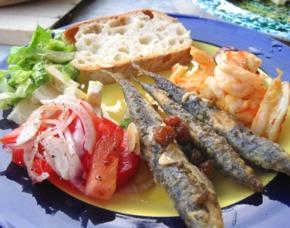 Griechische Küche Griechische Küche - 6-8 Gerichte, inkl. Getränke