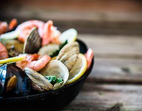 Seafood - Kochkurs - Leipzig 4-Gänge-Meeresfrüchte-Menü, inkl. Getränke