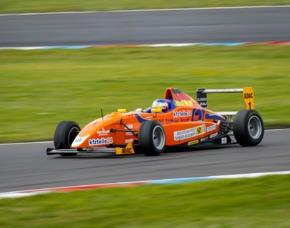 Formel Rennwagen fahren Schönw...