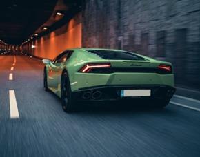 Lamborghini selber fahren Kiel Lamborghini Huracan - 60 Minuten