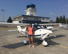 Flugzeug selber fliegen - 90 Minuten 90 Minuten