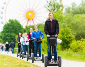 Segway Panorama Tour (Walhalla Tour Regensburg) Panorama Tour – Ca. 3 Stunden