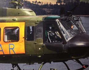 Hubschrauber-Simulator Köln