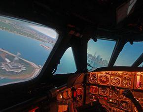 Flugsimulator - Caravelle - 30 Minuten SE210 Caravelle III - 45 Minuten