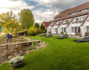 Wellnessauszeit mit Seeblick 2 ÜN, 2 Personen Hotel Der Seehof Ratzeburg - inkl. 3-Gänge-Menü und Frühstück