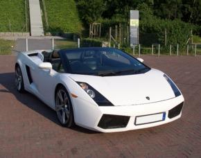 Lamborghini selber fahren Niederaula Lamborghini – 60 minuten