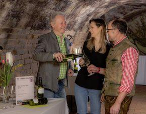 Weinreisen - 1 ÜN Winzerhof Küssler - Candle-Light-Dinner, Weinverkostung