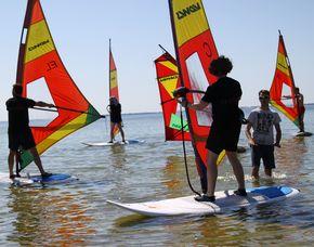 Windsurf-Schnupperkurs - Schaprode Ostsee – ca. 2 Stunden