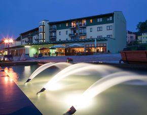 """Thermen & SPA Hotels Hotel """"Am Kurhaus"""" - Eintritt Gesundheitsbad ACTINON"""