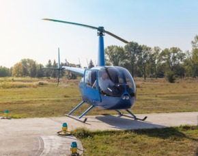 Romantik-Hubschrauber-Rundflug Burbach Burbach