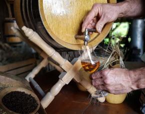 Whisky Seminar in Schlüchtern-Elm Herstellung eines echten Malt-Whiskys