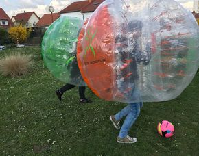 Bubble Football Mannheim
