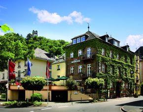 2x2 Übernachtungen - Hotel Moseltor & Bauer´s Restaurant - Traben-Trarbach Hotel Moseltor & Bauer´s Restaurant