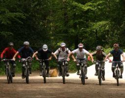 Montainbike fortführender Tageskurs (Level II) - Oberursel Kurs für Fortgeschrittene - ca. 6,5 Stunden