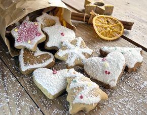 Kuchen & Desserts Advent- und Weihnachtsbacken