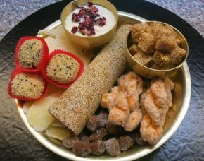 Indische Küche Online-Seminar