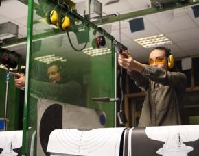 Großkaliber-Schießtraining - Pulheim-Stommelerbusch Großkaliber-Schießtraining – 2,5 Stunden