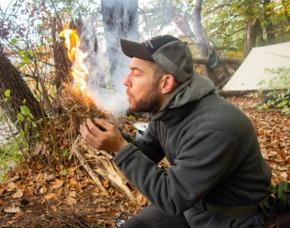 Survival Tag für 1 Person Erste Hilfe, Überlebenstraining in der Natur, Verhalten bei Gefahren
