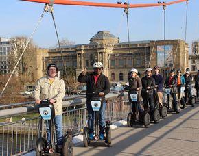 Große Segway-Tour - Skyline-Tour Frankfurt - Offenbach Skyline-Tour Frankfurt – Ca. 3 Stunden