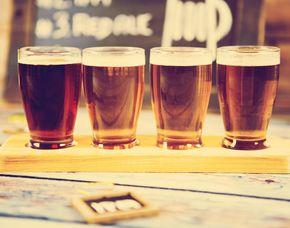 Craft Beer - Braukurs Braukurs mit deftiger Brotzeit