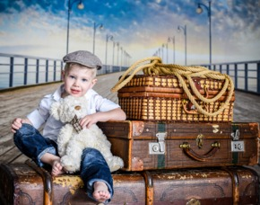 Kinder-Fotoshooting Leipzig