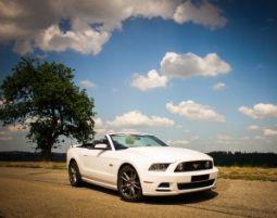 Ford Mustang fahren Berlin