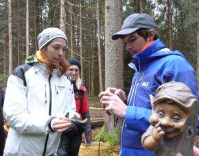 Geocaching - Wackersberg 4 Stunden