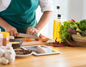 Gesund kochen (Schnelle und Gesunde Küche) Schnelle und Gesunde Küche, inkl. Wasser & Begrüßungsgetränk