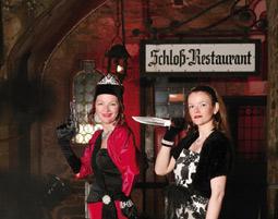 Krimidinner - Das Original - Saarlouis, Victor´s Residenz Hotel THE CLUB Victor´s Residenz Hotel THE CLUB - 4-Gänge-Menü