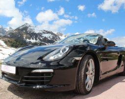 Porsche Boxster Black Edition selber fahren - 1 Stunde + Wochenendzuschlag Porsche Boxster Black Edition - 60 Minuten ohne Instruktor