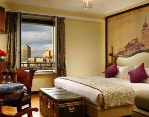 Bella Italia Grand Hotel Savoia Genova