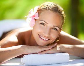 Lava Shell Massage 30 Minuten
