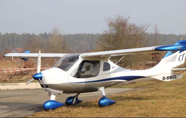 flugzeug-selber-fliegen-amberg-flug
