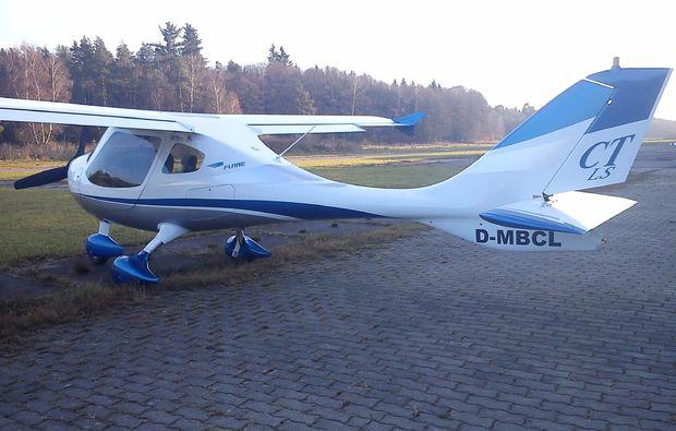 flugzeug-selber-fliegen-amberg-schnupperflug