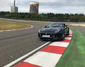 Rennstreckentraining Jaguar F-Typ S Meppen Jaguar F-Typ S – 5 Runden - Meppen