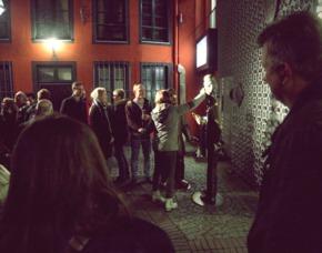 Nachtwächter Fackeltour für 2 Köln Nachtwächter-Fackel-Spuktour