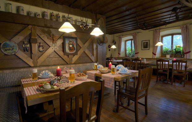 Hotel Gut Schmelmerhof - 4-Gänge-Menü