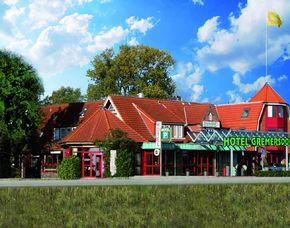 2x2 Übernachtungen inkl. Erlebnis - Hotel Gremersdorf - Zum grünen Jäger - Gremersdorf Hotel Gremersdorf - Zum grünen Jäger - Dampferfahrt, Sekt